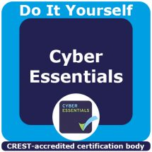 Cyber Essentials DIY Product Logo